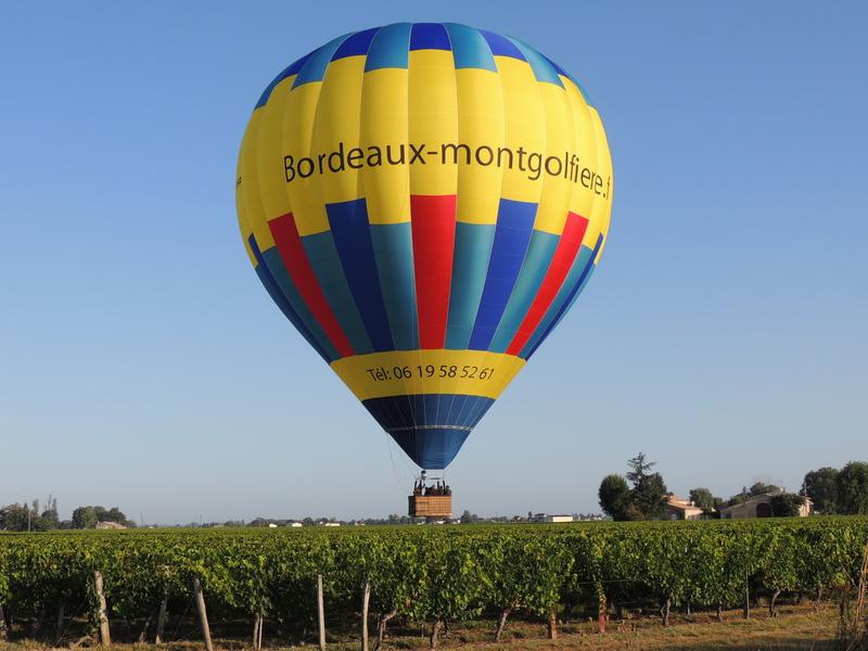 montgolfiere a bordeaux
